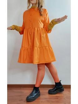 Abito Arancione